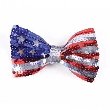 Usa/amerika vlinderstrikje voor volwassenen