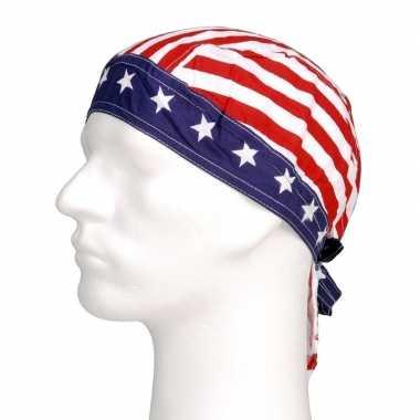 Usa vlag bandana