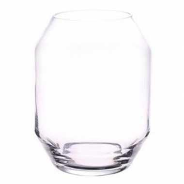 Vaas helder glas 40 cm