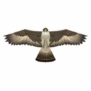 Valk roofvogel vlieger 112 x 50 cm