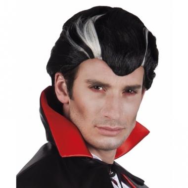 Vampier accessoires korte pruik