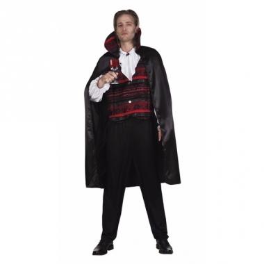 Vampier outfit vampire emperor voor mannen