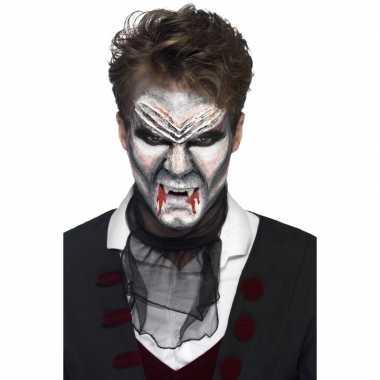 Vampieren schmink set 4 delig