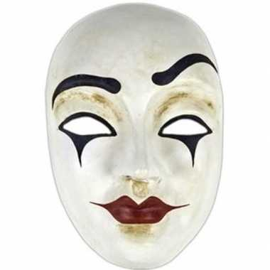 Venetiaanse maskers clown