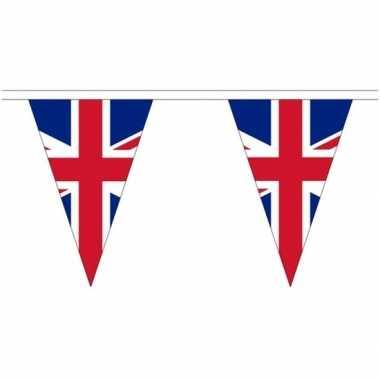 Verenigd koninkrijk landen punt vlaggetjes 20 meter