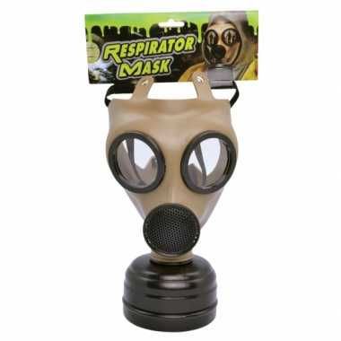 Verkleed gasmasker