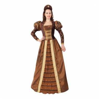 Verkleed jonkvrouw outfit voor dames