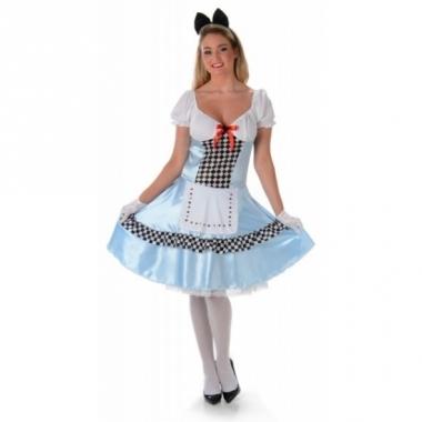 Verkleed kostuum alice voor dames