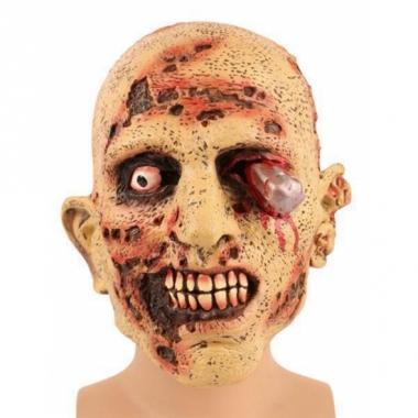 Verkleed masker zombie