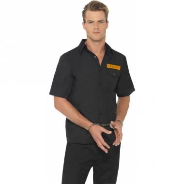 Verkleed shirt gevangene