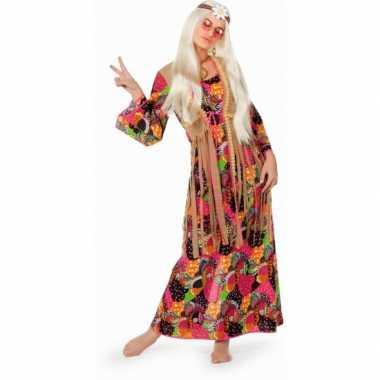 Verkleedjurk hippie