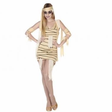 Verkleedjurkje mummie voor vrouwen
