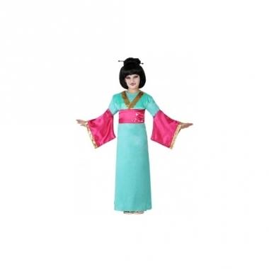 Verkleedpak japans voor meisjes