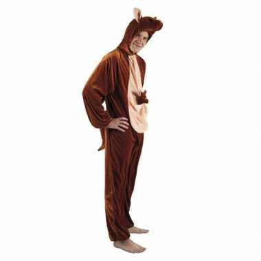 Verkleedpak kangoeroe voor heren