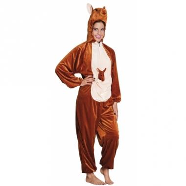 Verkleedpak kangoeroe voor kinderen