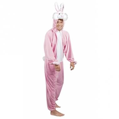 Verkleedpak konijn/ haas voor heren
