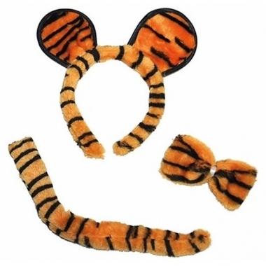 Verkleedset tijger