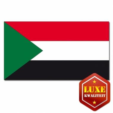 Vlag sudan