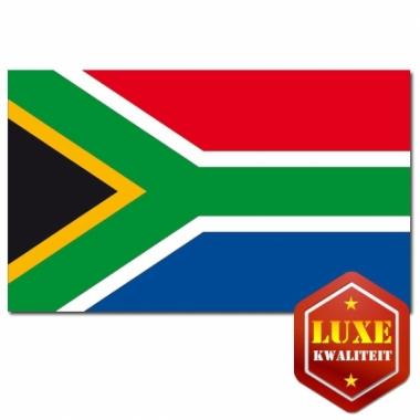 Vlag van zuid afrika 100 x150 cm