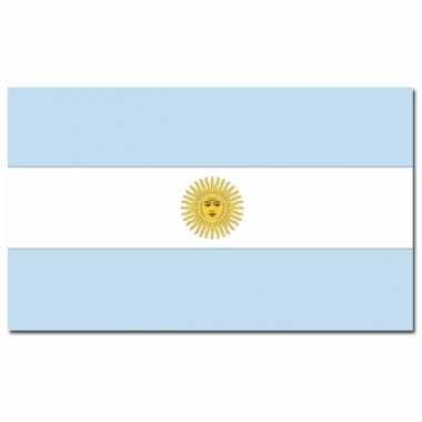 Vlaggen argentinie