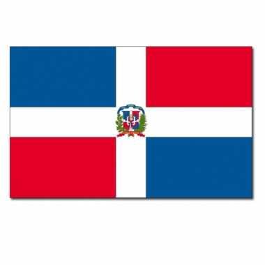 Vlaggen dominicaanse republiek