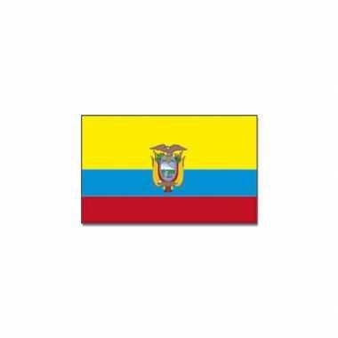 Vlaggen ecuador