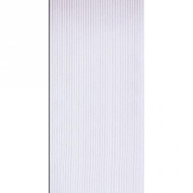 Witte kralen deurgordijn 220 cm