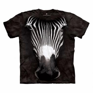 Zebra t-shirt voor kinderen