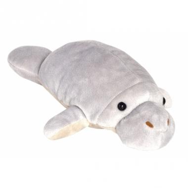 Zeekoe knuffeltje 31 cm