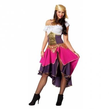 Zigeunerin dames verkleedkleding