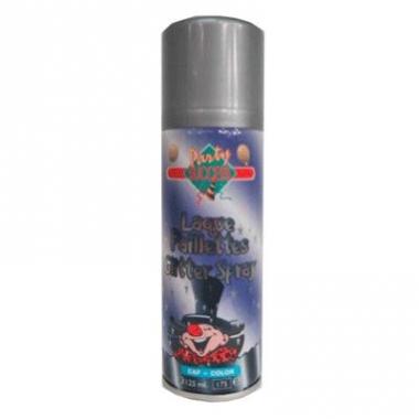 Zilveren haarsprays