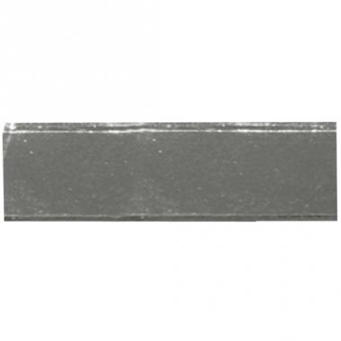 Zilveren rechthoekige mozaiek stenen