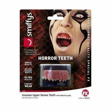 Zombie tanden gebit voor volwassenen