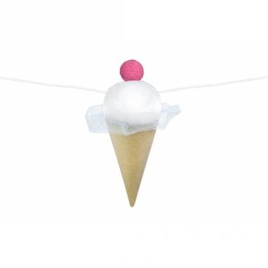 Zomer thema ijsjes slinger 200 cm
