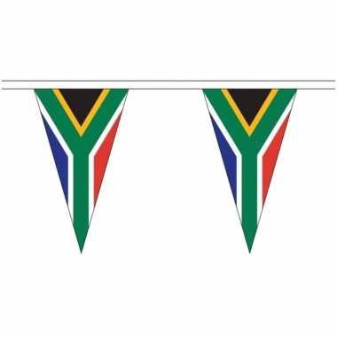 Zuid afrika landen punt vlaggetjes 5 meter