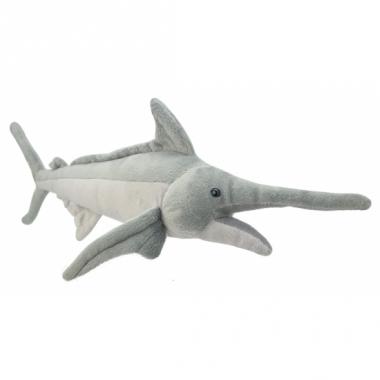 Zwaardvis knuffeltje 50 cm