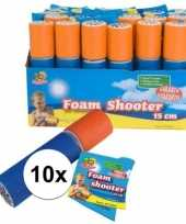 10x foam supersoaker 15 cm