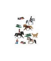 12 stuks manege speelgoed