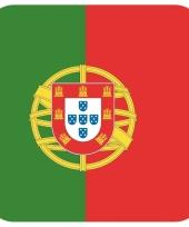 15 vierkante bierviltjes portugal thema