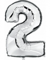 2 jaar geworden cijfer ballon