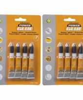 2 x 4 power glue alles lijm tube