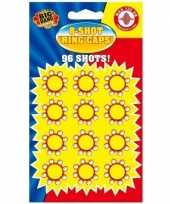 24x plaffertjes ringen voor een 8 schots pistool