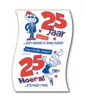25 jaar wc papier