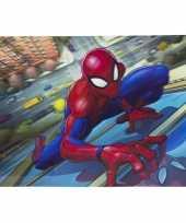 3d placemat marvel spiderman 42 x 28 cm