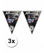 3x las vegas thema vlaggenlijn maffia