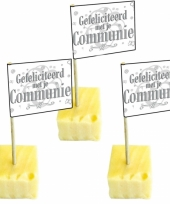 50 x cocktailprikkers communie