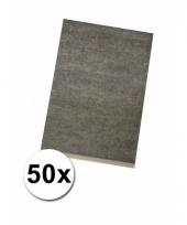 50x hobby carbon papier a 4 formaat