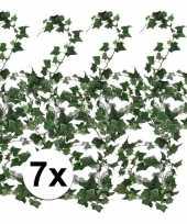 7x klimop slinger hedera helix 180 cm