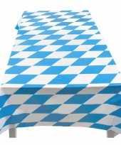 8x beieren kleuren tafelkleden 130 x 180 cm