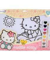 A3 schilderset hello kitty